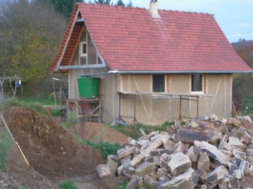 La maison durable: Maison economique