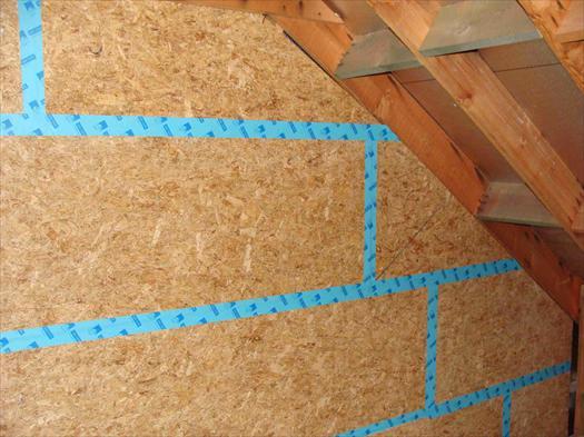 La maison durable osb un bon pare vapeur for Quel peinture pour le bois exterieur